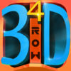 4 IN A 3D ROWBoard Game Review iOS