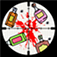 Shoot Bottle Icon