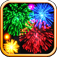 Real Fireworks Artwork Visualizer Icon
