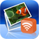 Wireless Transfer App Icon