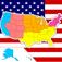 Estados Americanos Icon