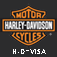 Harley-Davidson Visa image