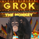 Grok the Monkey Icon