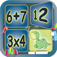 Math Facts Card Matching Game Icon