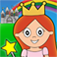 Princess Fairy Tale Coloring Wonderland for Kids and Family Preschool Ultimate Edition Icon