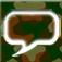 Text Camo Icon