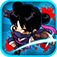 Ninja vs Samurai Zombies Icon