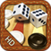 Backgammon Masters HD Icon