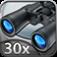 Binoculars 30x Zoom Icon