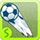 A Finger Soccer Icon
