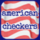 American Checkers 3D Icon