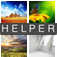 Helper for 4 Pics 1 Word image