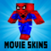 Movie Character Skins for Minecraft Icon