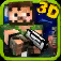 Pixlgun 3D  Block World Pocket Shooter Minecraft style edition