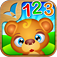 123 Kids Fun NUMBERS  Educational app for toddlers and preschollers