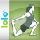 Performance Stretching Icon