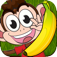 A Banana Gorilla Icon