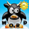 Penguin Wack Word Drops Icon