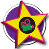 Movie Stars Popart Quiz Icon