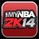 MyNBA2K14 app icon