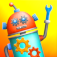 Tiny Robot Maker Icon