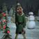 Zombie Santa Icon