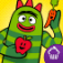 Yo Gabba Gabba Party in My Tummy image