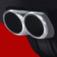Car Exhaust Quiz Icon