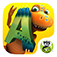 Dinosaur Train A to Z Icon