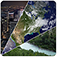 Stadt Land Fluss Together Icon