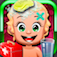 Ace Baby Doctor Salon Saga  Makeover Games for Kids Boys and Girls
