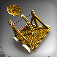 Catapult King 3D Icon