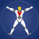 Superhero Workout Icon