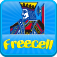 Crazy Solitaire Freecell Icon