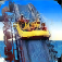 Roller Coaster 2014 3D Icon