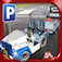 Airport Trucks Car Parking Simulator - Real Driving Test Sim Racing Games