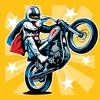 Evel Knievel Icon