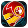 Car Police Chase Racing Action Free Icon