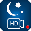 Night Photo and Video Shoot Icon