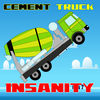 Cement Truck Insanity PRO Review iOS