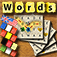 Rotating Letters And Words Board Game International Icon