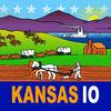Kansas io Icon