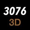 3076 3D Icon