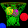 Basketball Dream Hoops Icon
